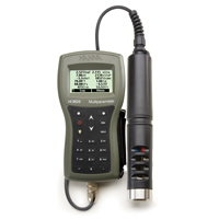 Portable field meters from Hanna